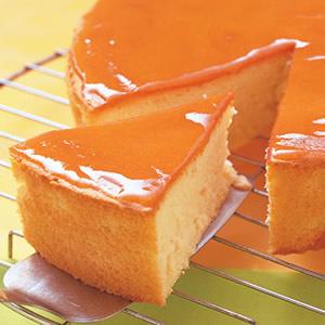 芒果蜂蜜蛋糕