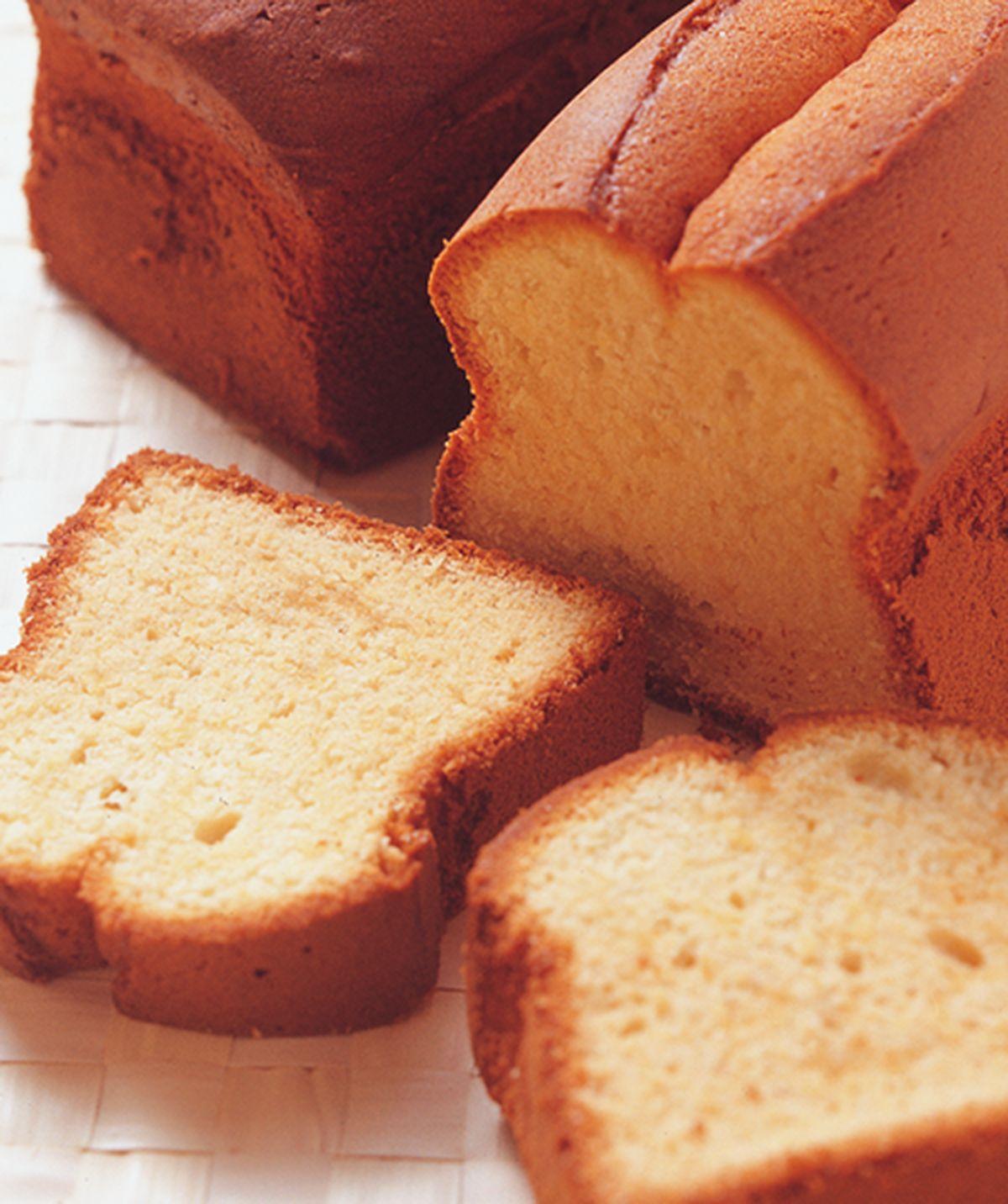 食譜:原味蜂蜜蛋糕