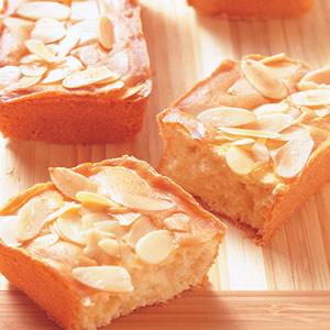 杏仁蜂蜜蛋糕