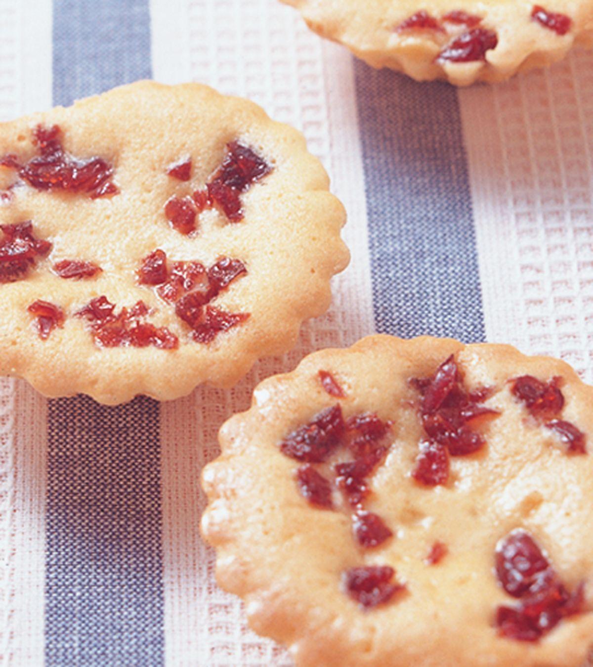 食譜:蔓越莓蜂蜜蛋糕