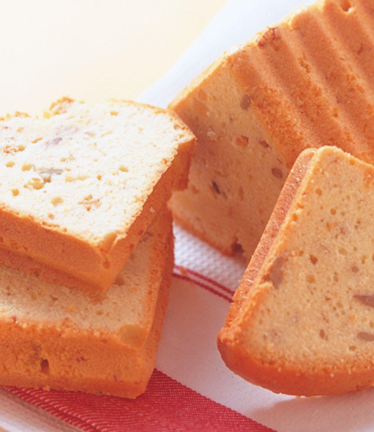 食譜:高鈣蜂蜜蛋糕