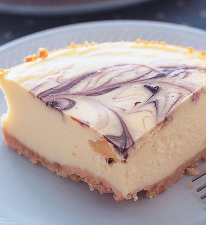 食譜:大理石起司蛋糕