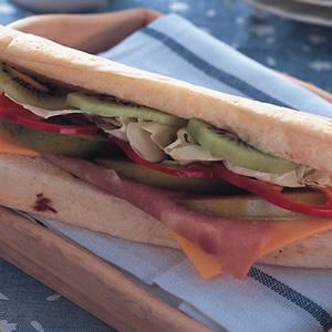 義式三明治