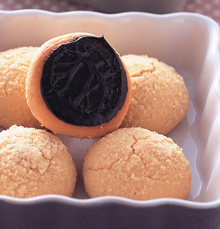 食譜:杏仁小鬆餅