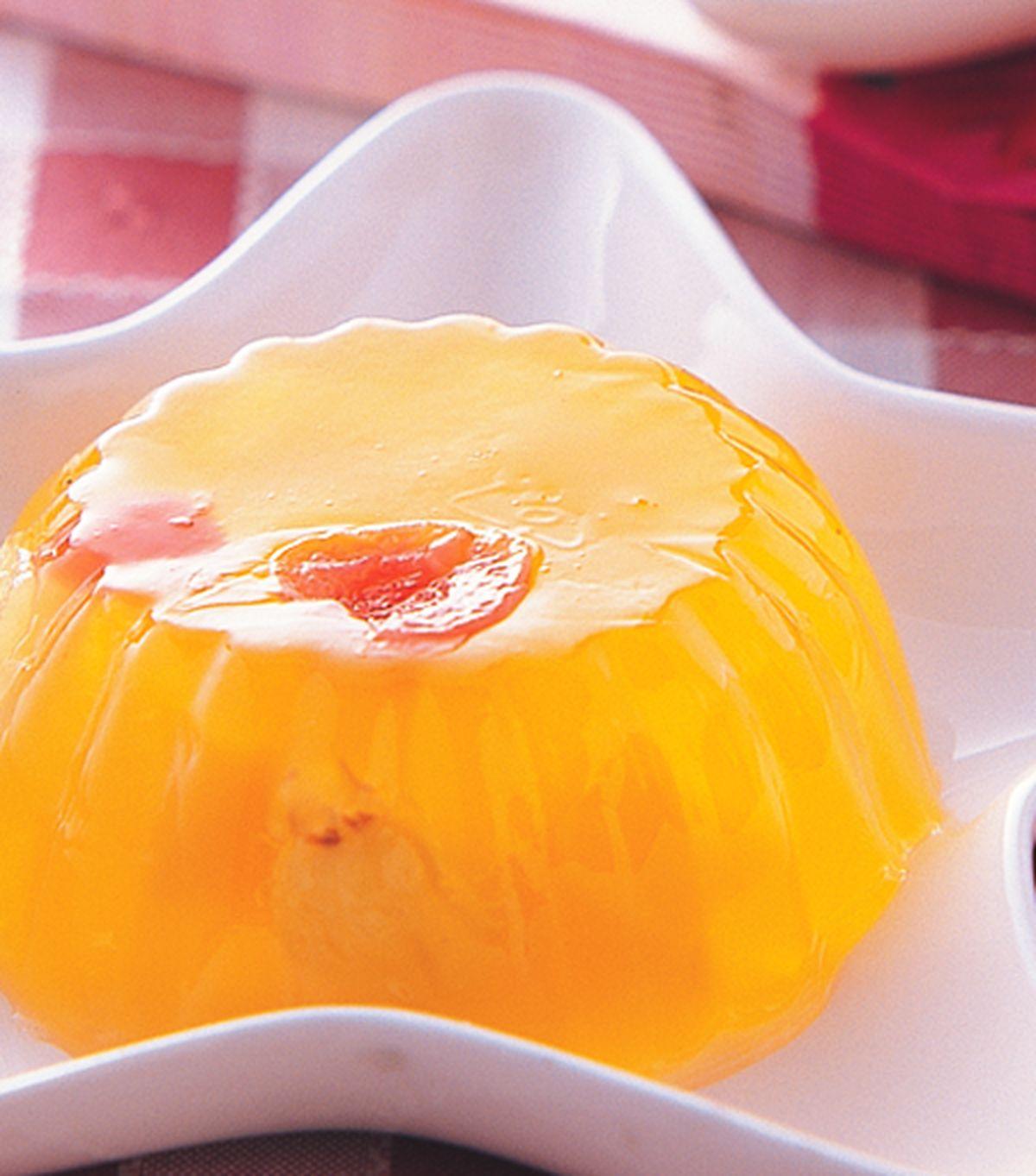 食譜:什錦水果凍