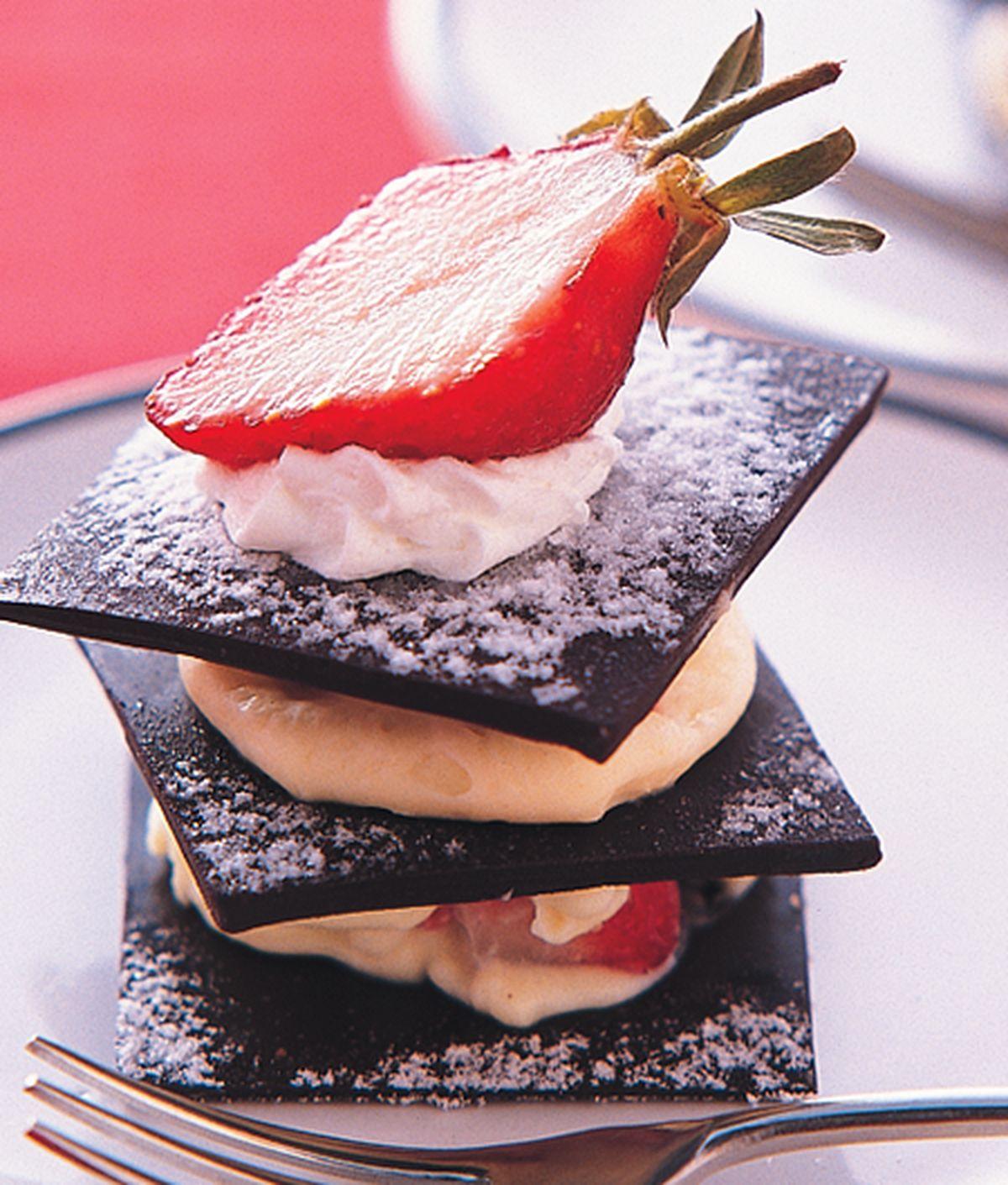 食譜:草莓起士塔