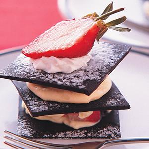 草莓起士塔