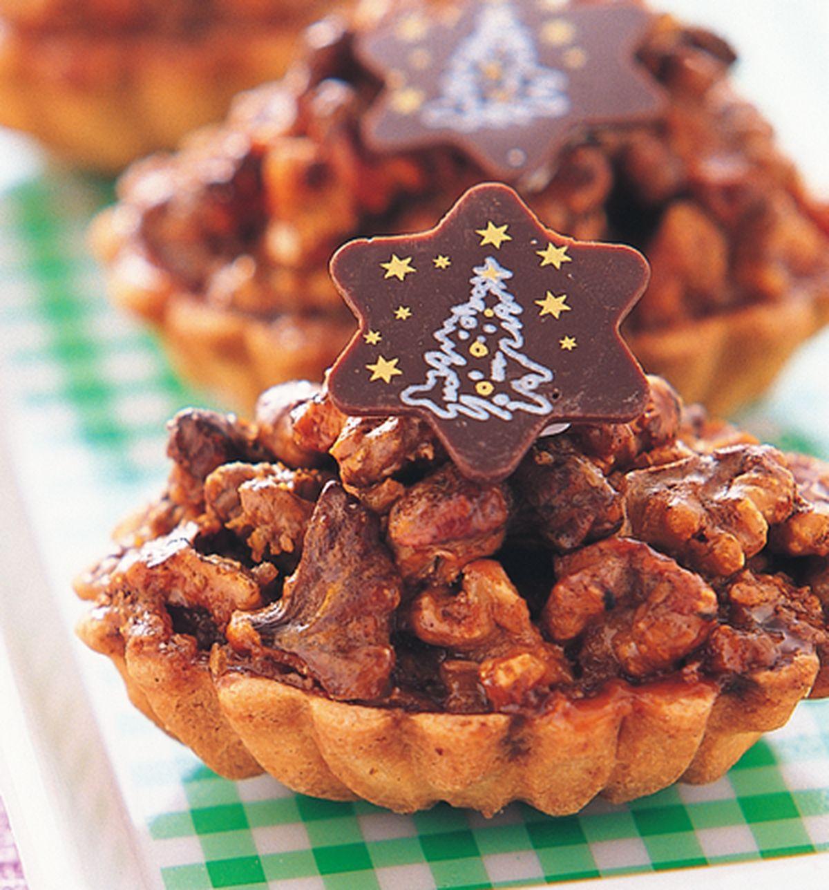 食譜:蜂蜜核桃巧酥