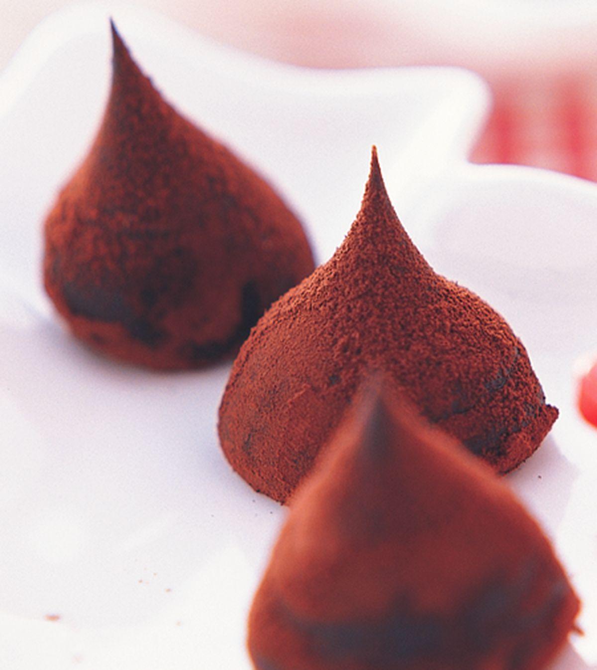 食譜:松露巧克力