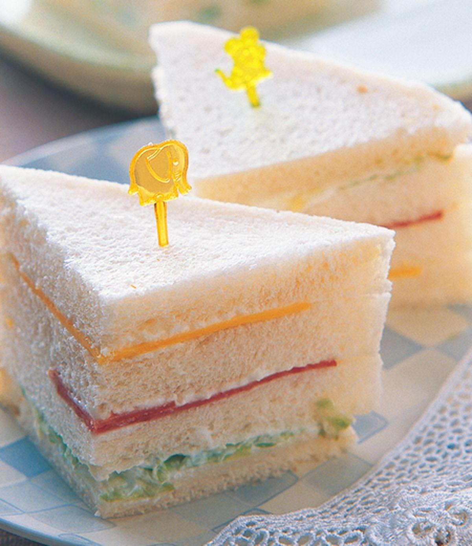食譜:三明治(1)