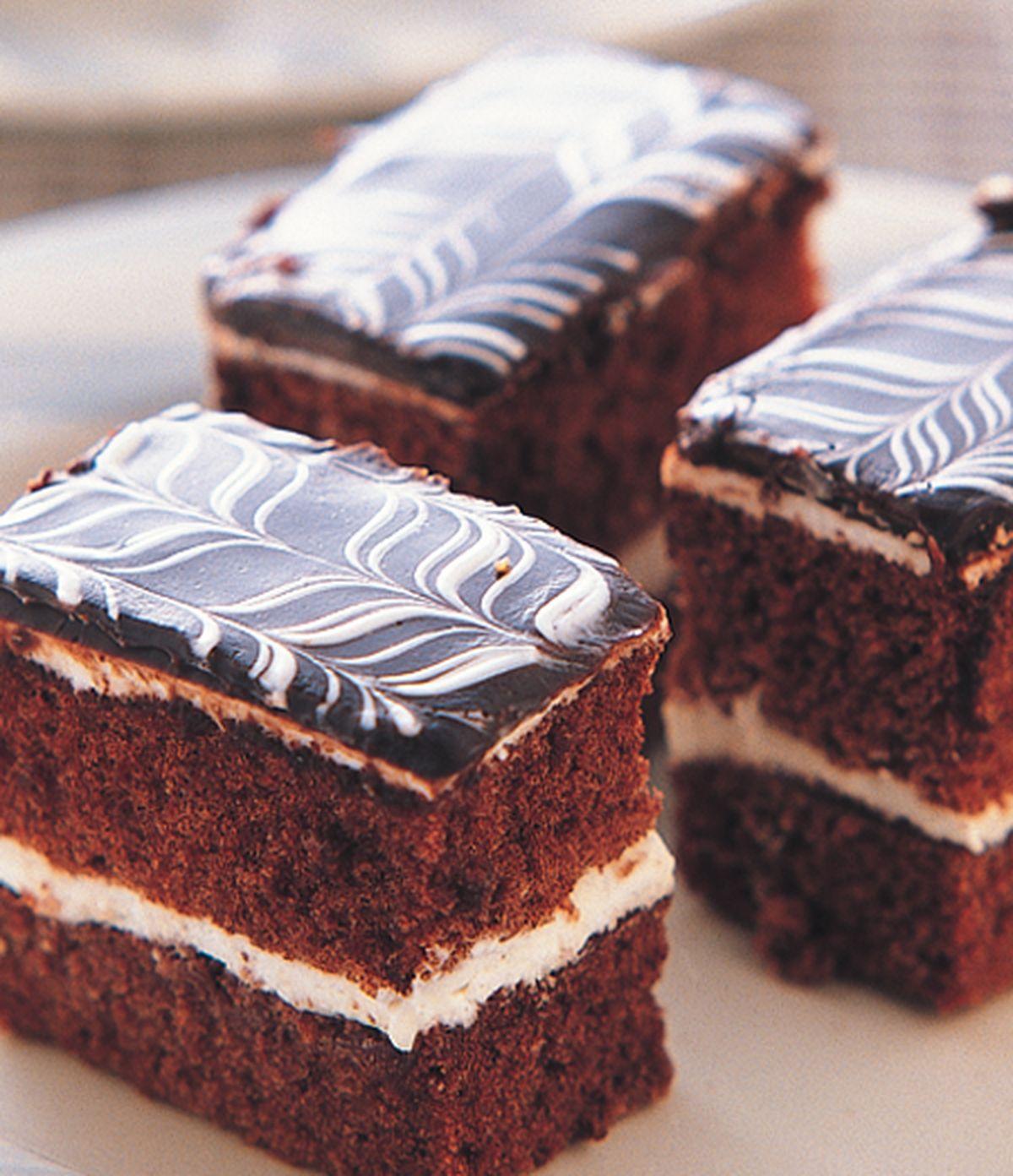 食譜:皇家巧克力蛋糕