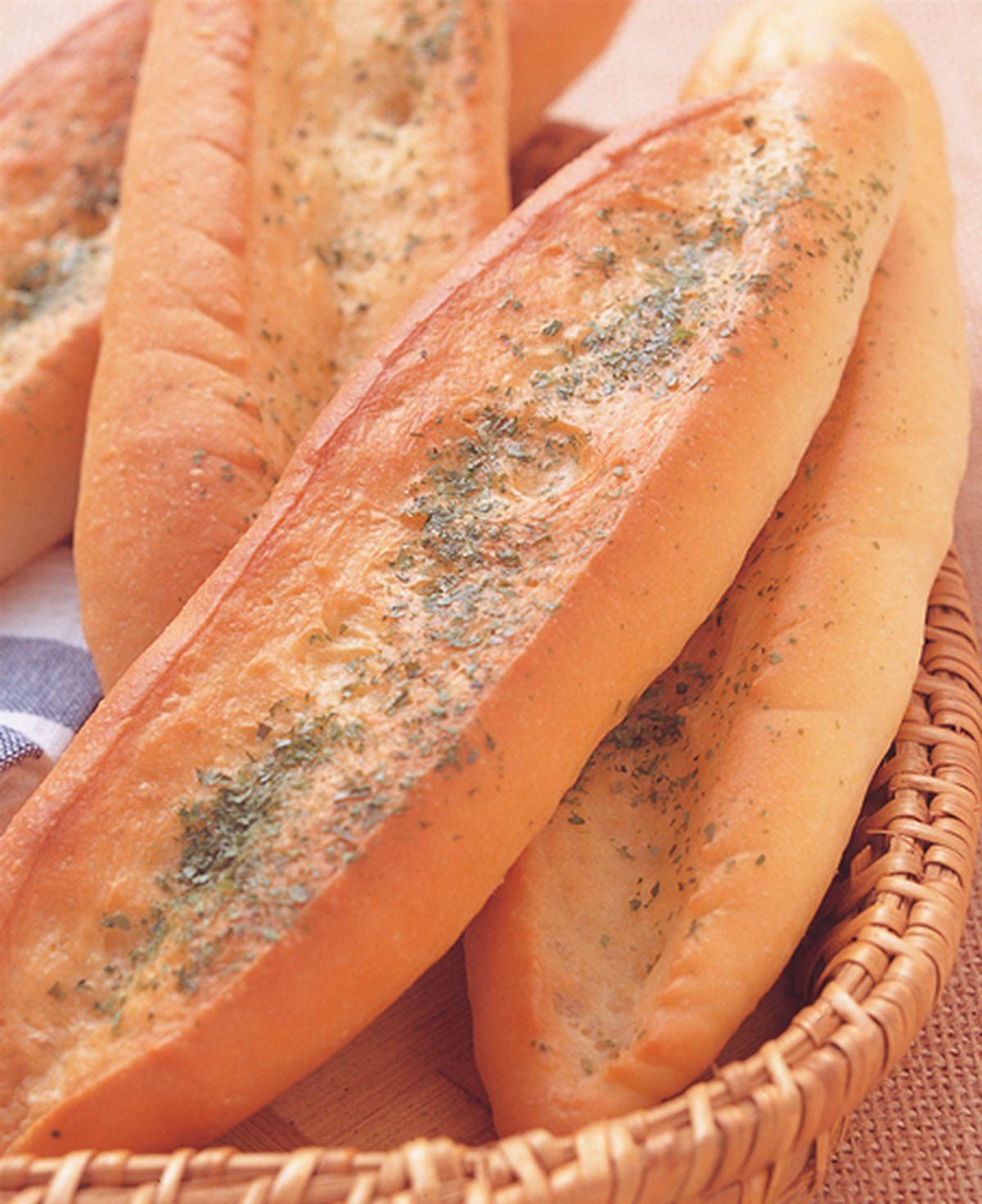 食譜:大蒜麵包(1)