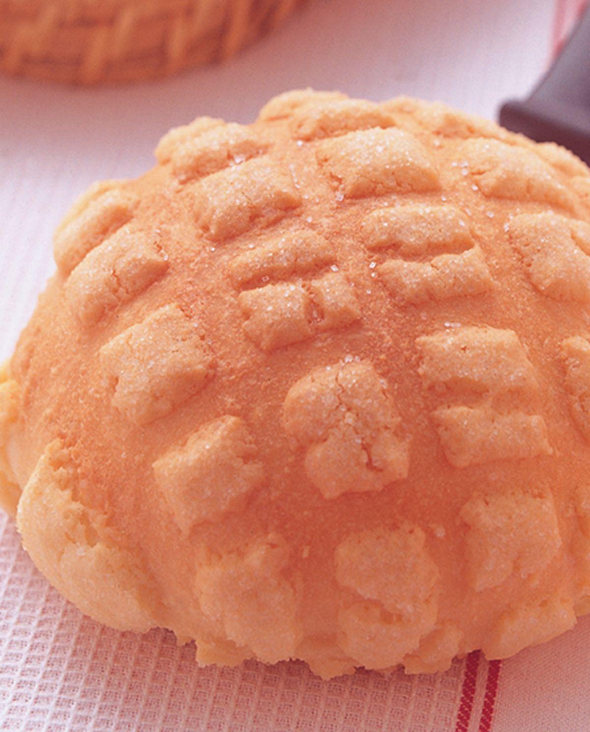 食譜:日式菠蘿麵包