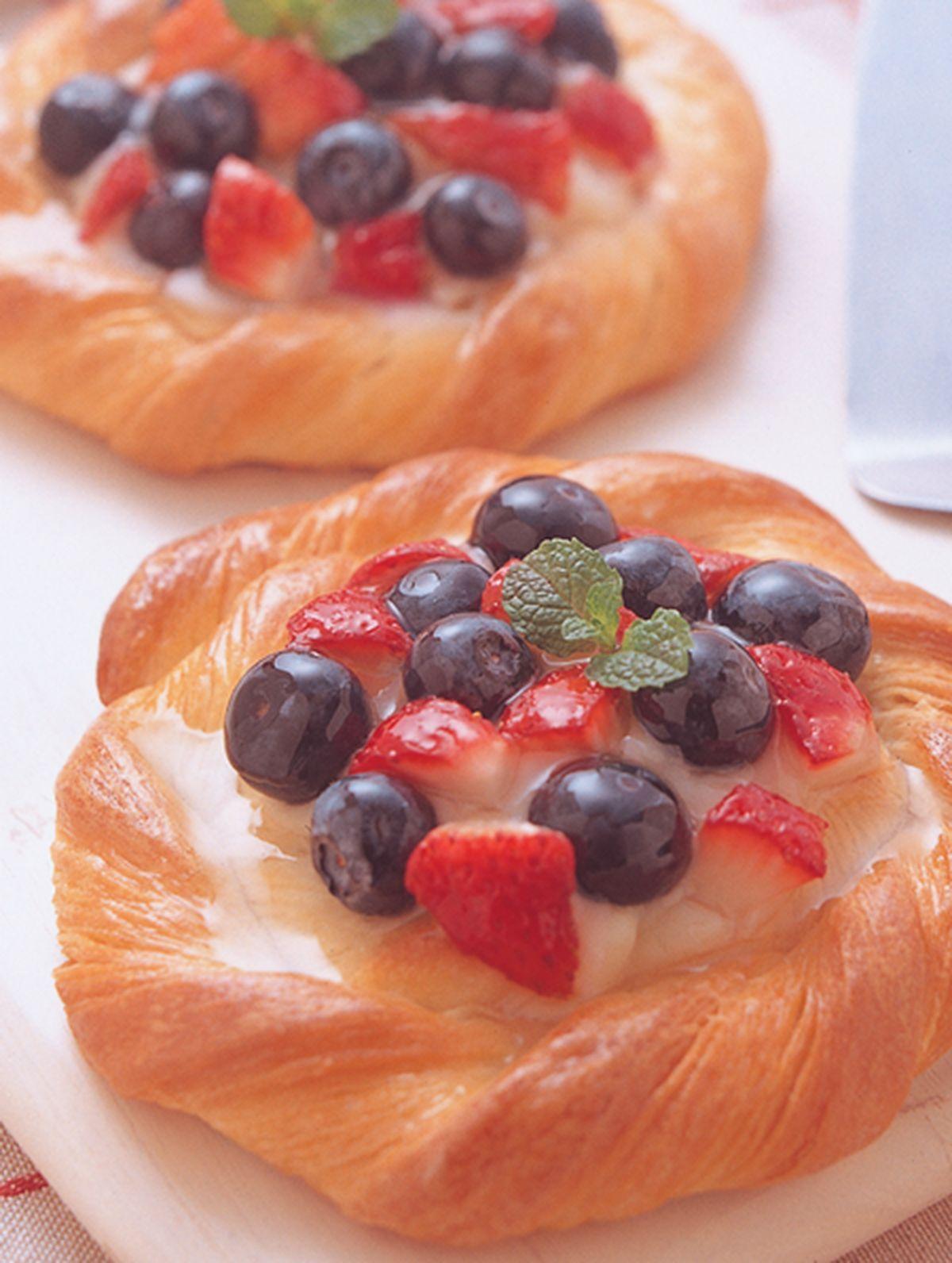 食譜:丹麥水果