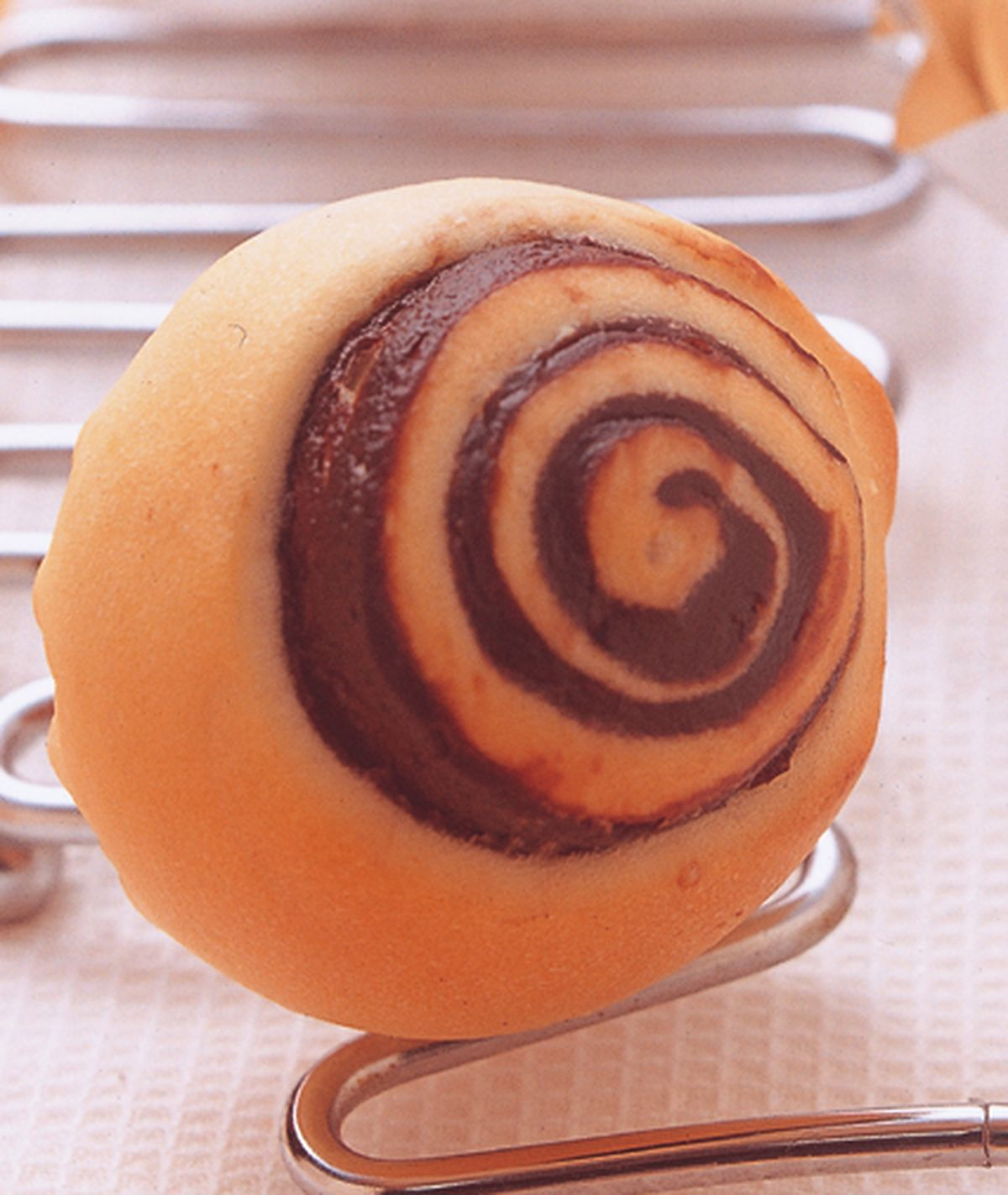 食譜:巧克力布里修歐麵包