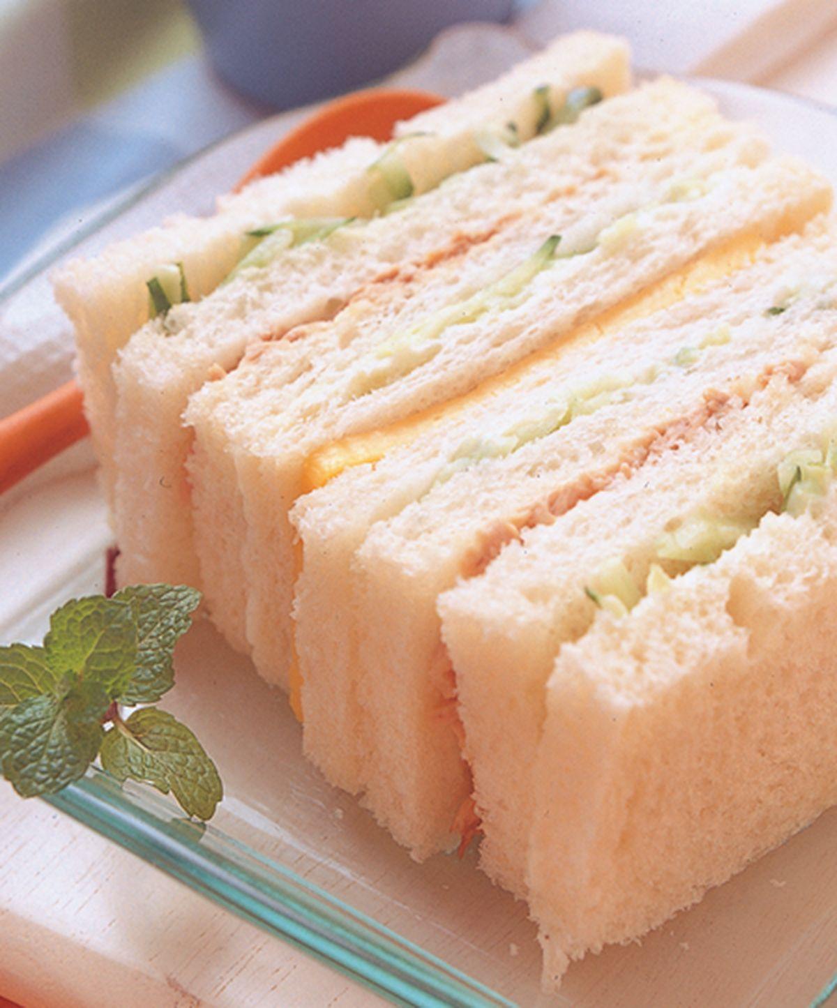 食譜:鮪魚三明治(1)
