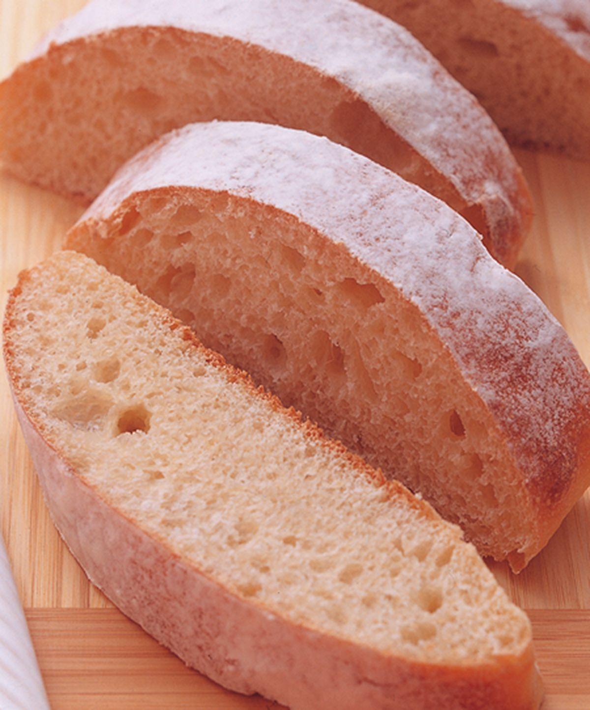 食譜:拖鞋麵包