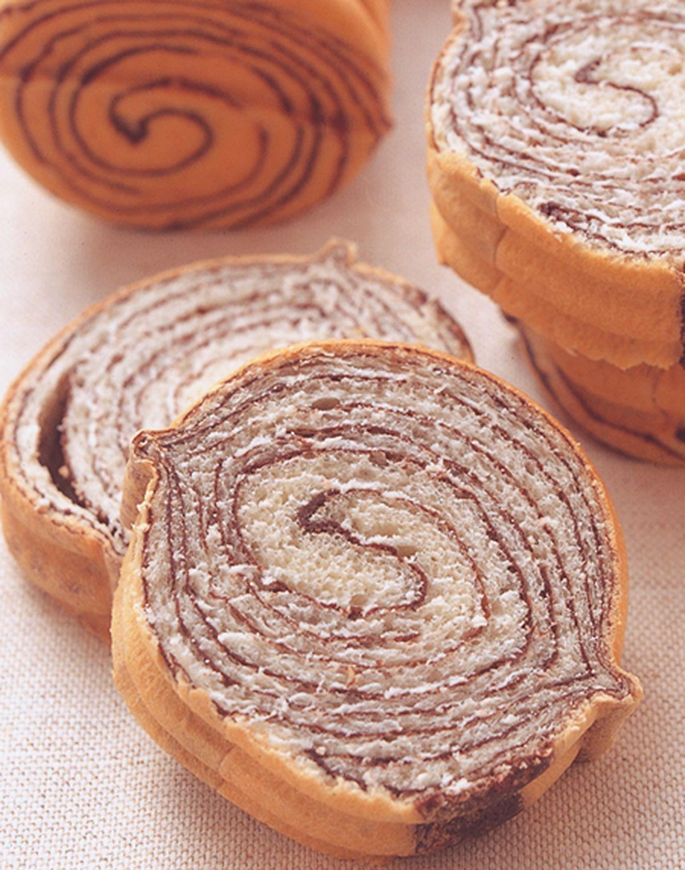 食譜:大理石麵包