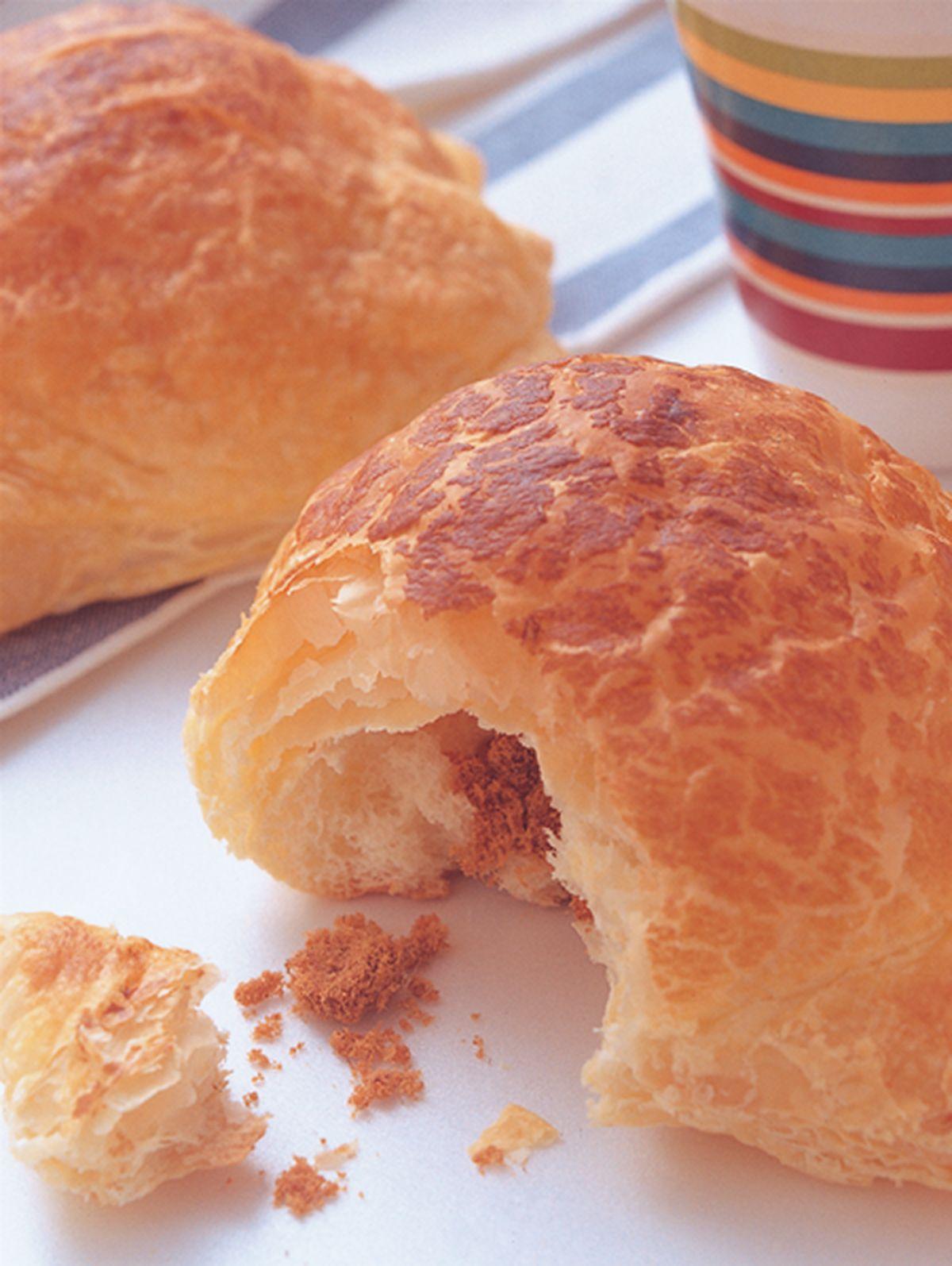 食譜:起酥肉鬆麵包