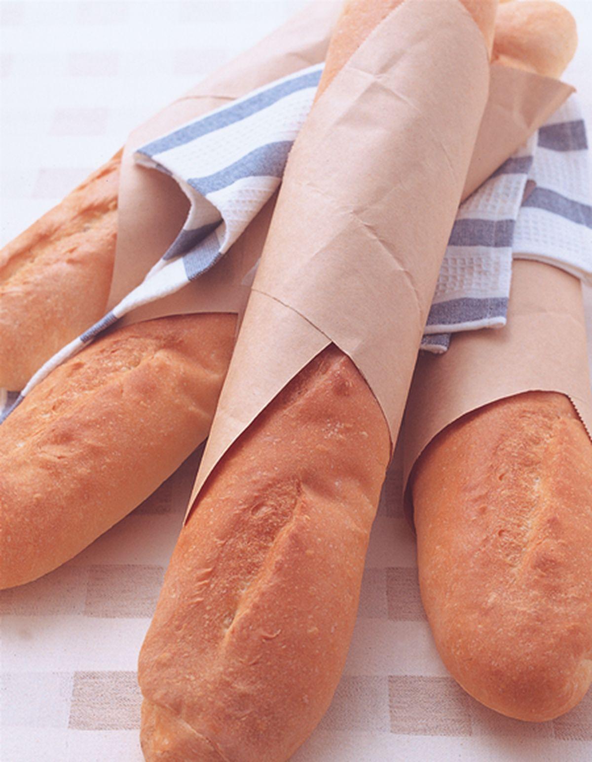 食譜:法國麵包(1)