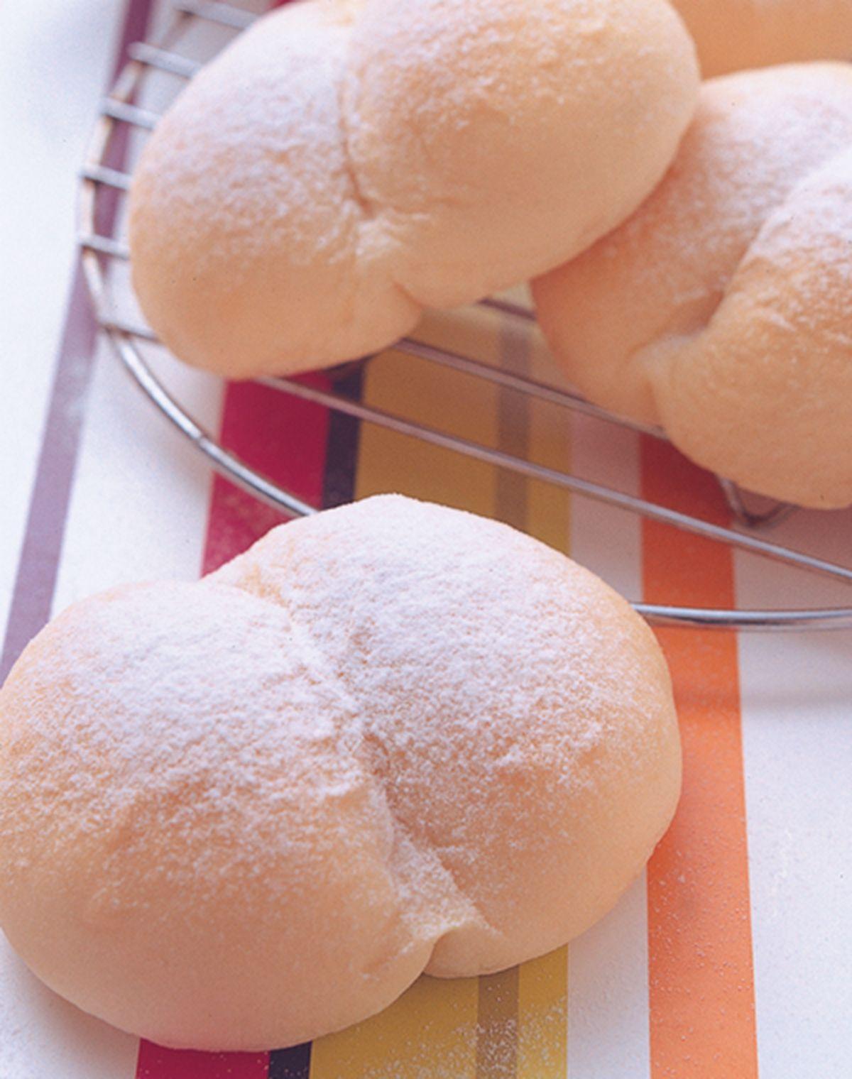 食譜:奶油雙軟麵包