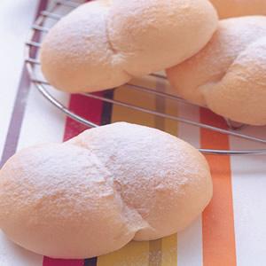 奶油雙軟麵包