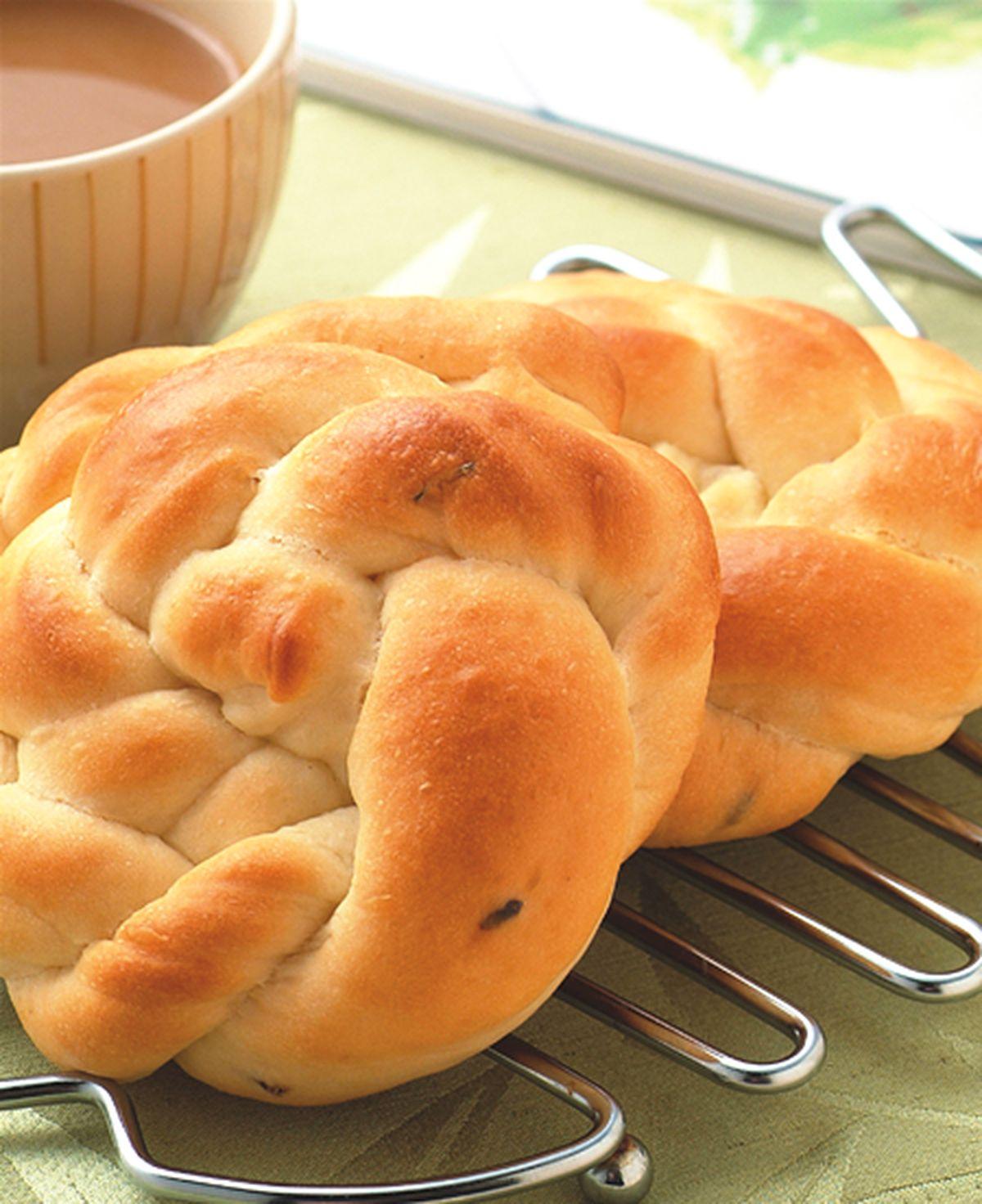 食譜:夏拉麵包