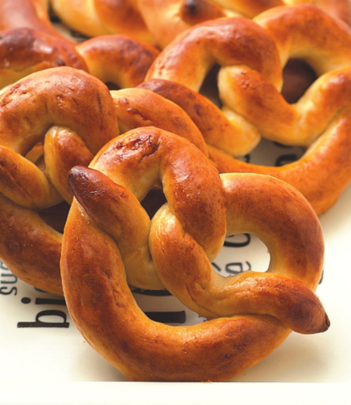 食譜:手鐲麵包