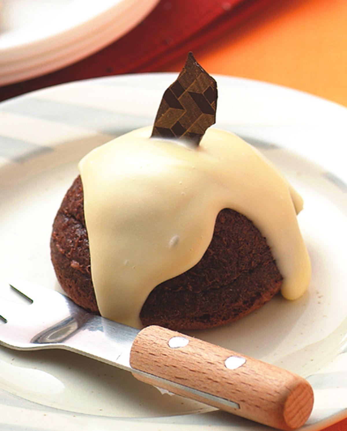 食譜:富士山蛋糕