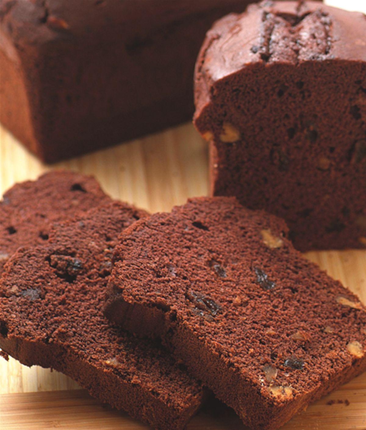 食譜:巧克力核桃蛋糕(1)