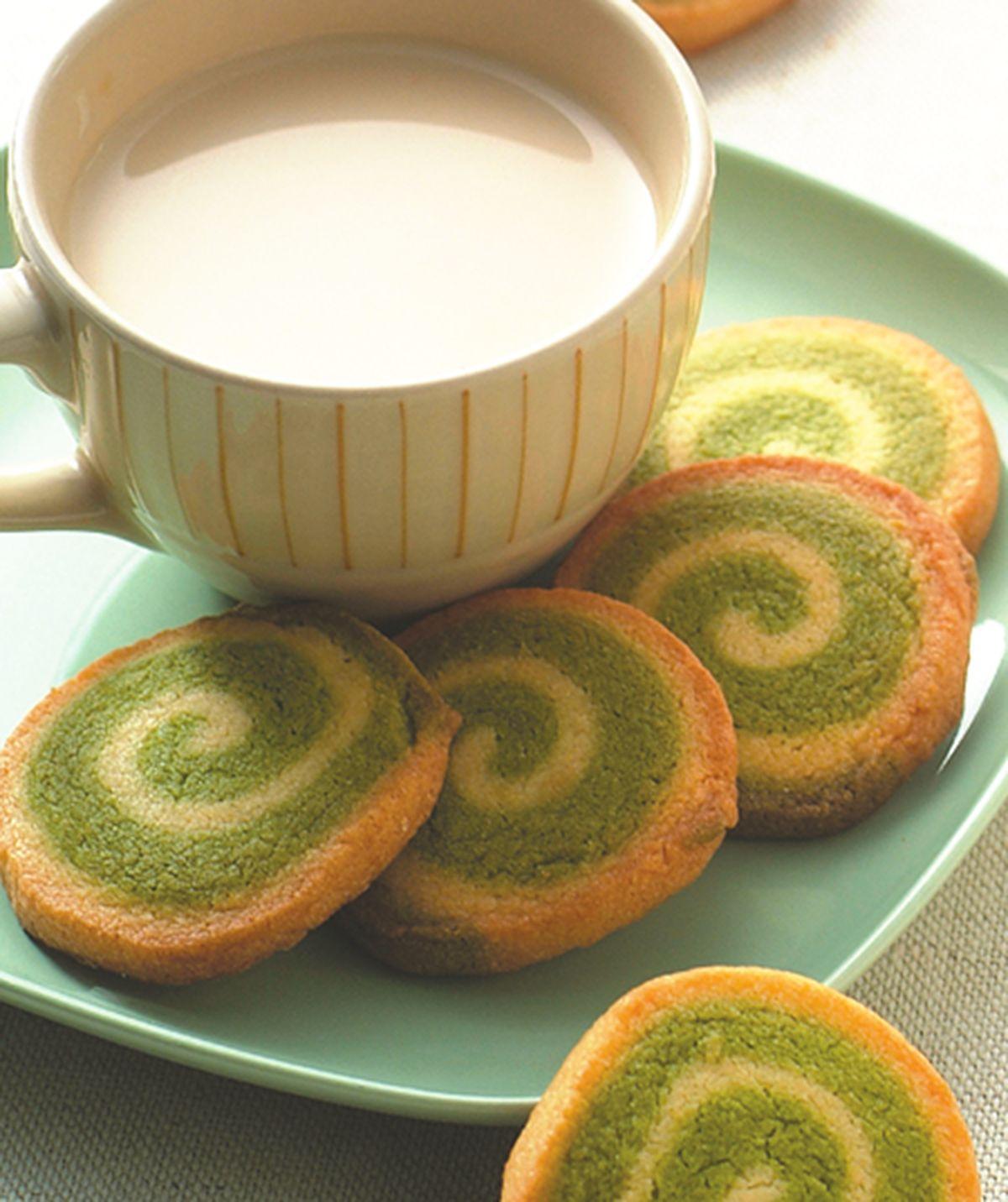 食譜:螺旋酥餅