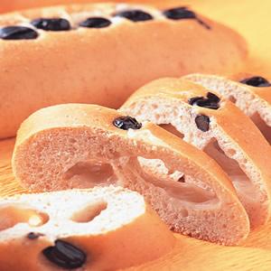 養生黑豆麵包