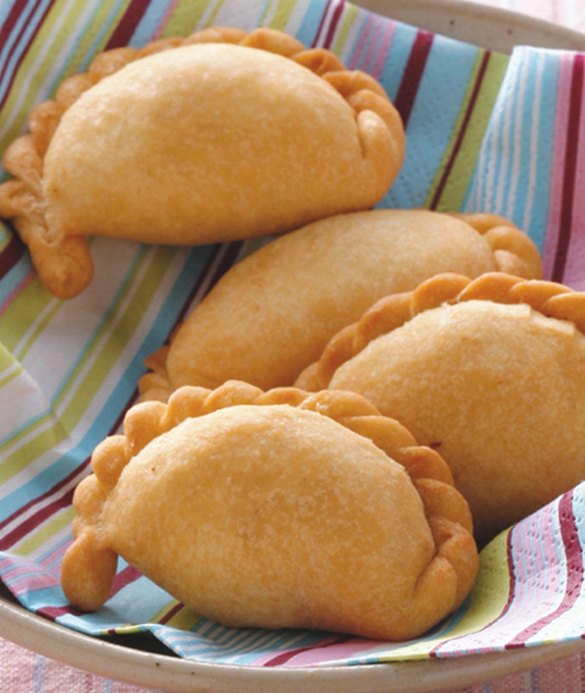 食譜:豆沙酥餃
