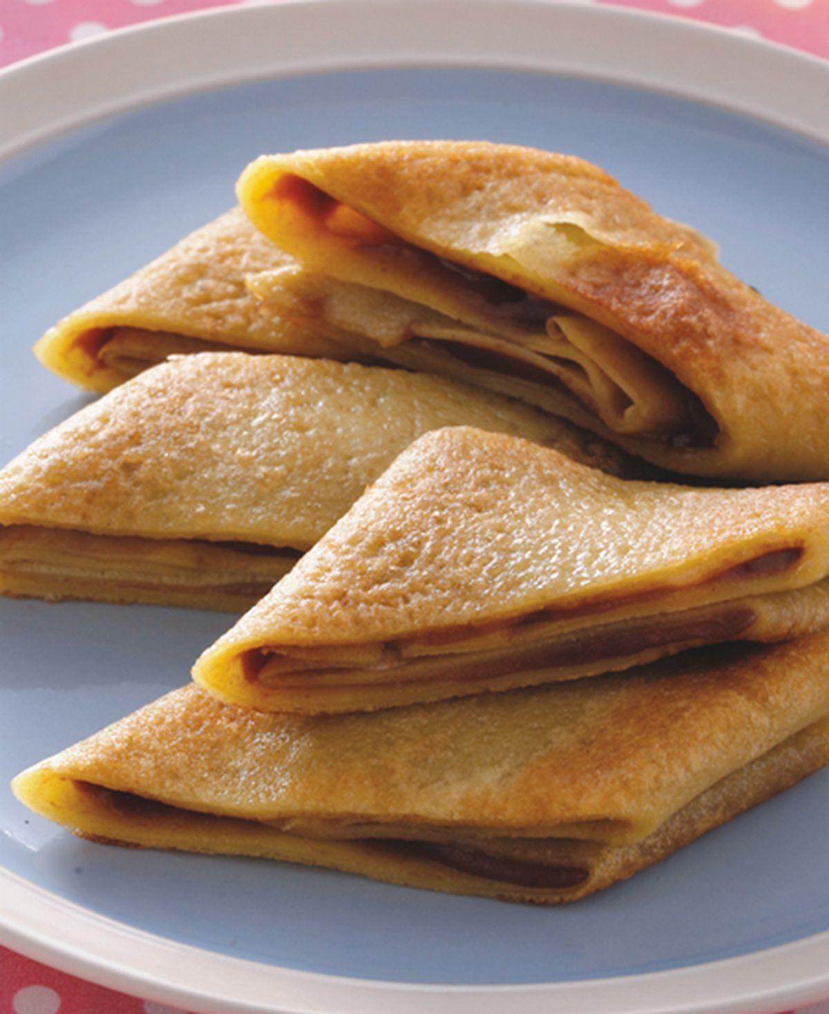 食譜:棗泥鍋餅(2)