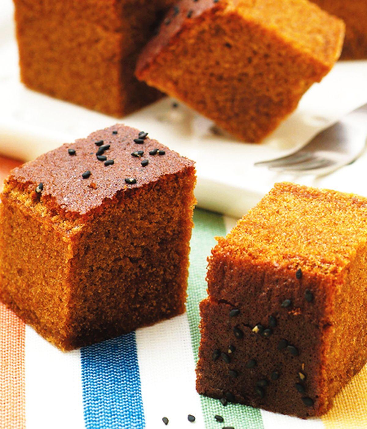 食譜:黑糖糕