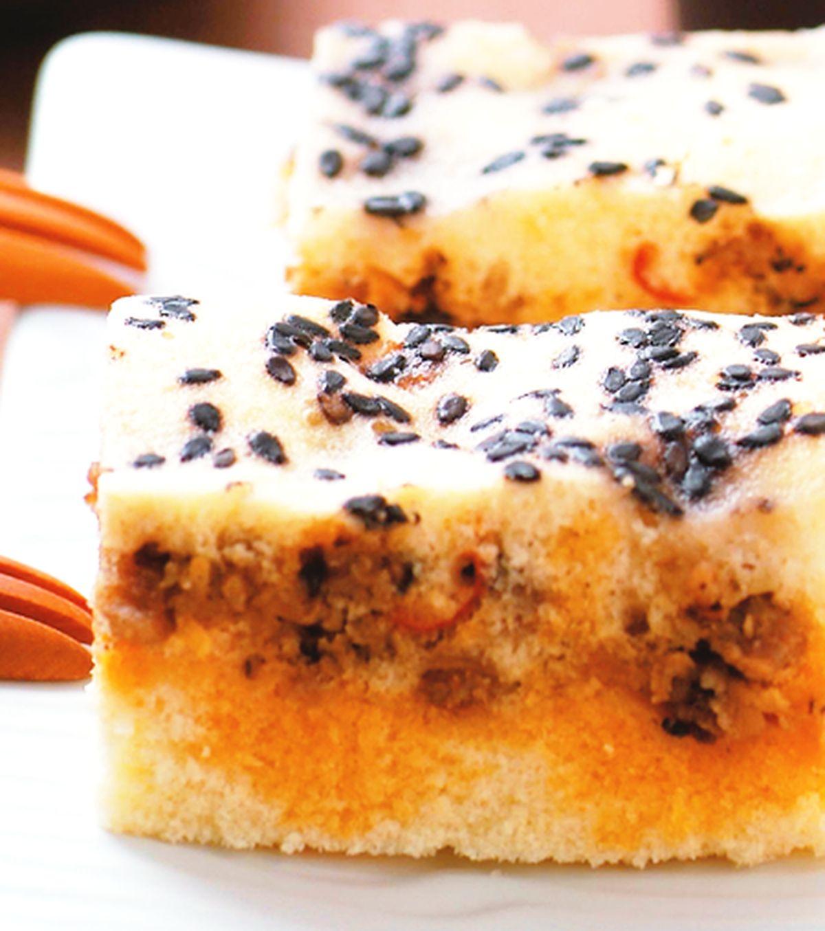 食譜:鹹蛋糕(1)