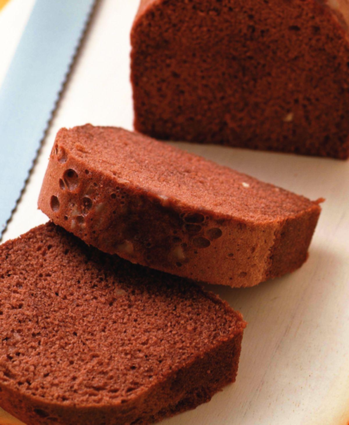 食譜:巧克力蒸糕