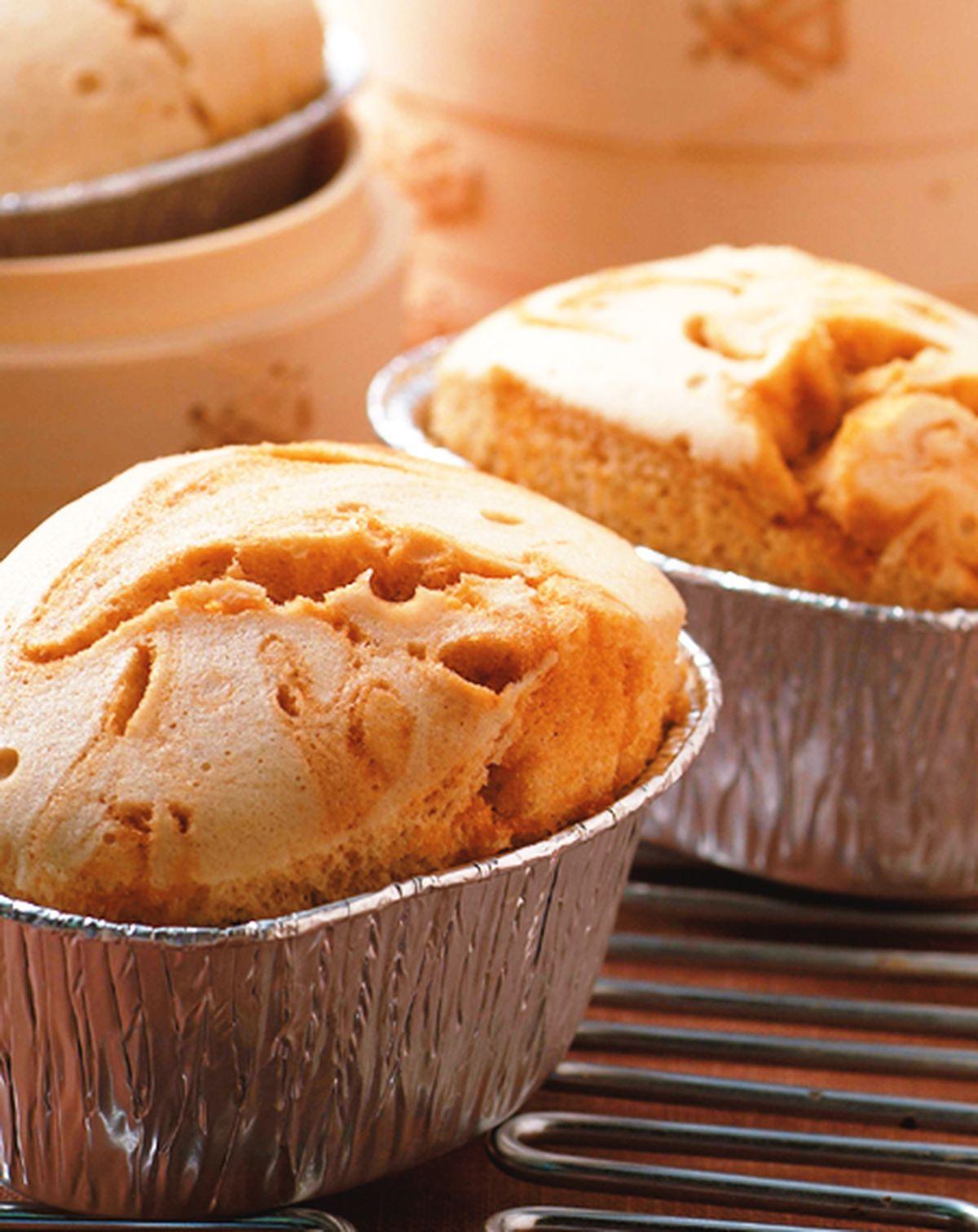 食譜:焦糖蒸糕