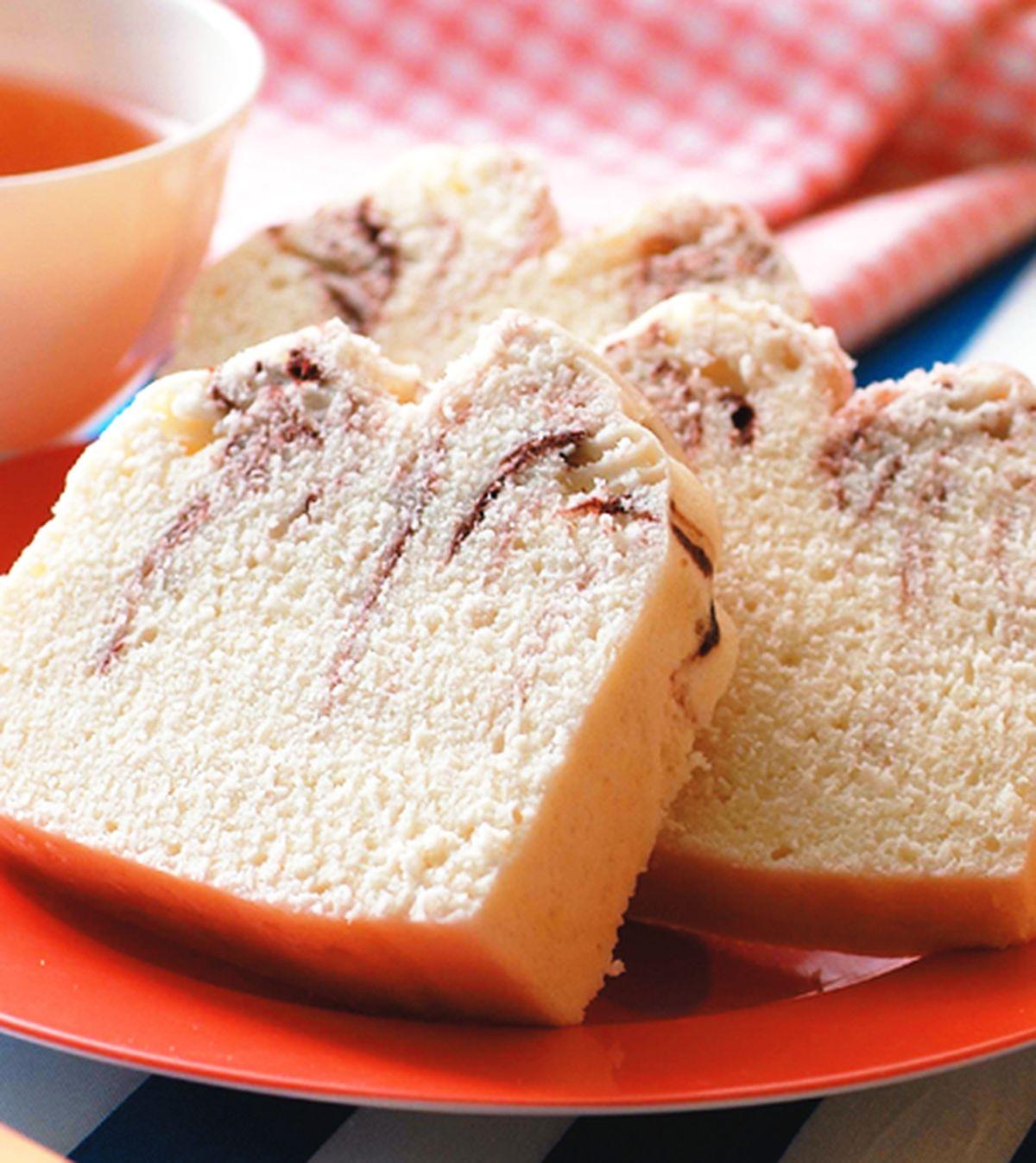 食譜:大理石蒸糕
