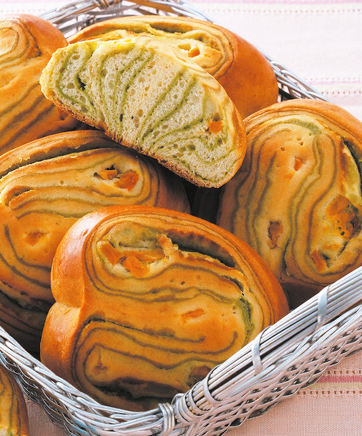 食譜:紅蘿蔔麵包