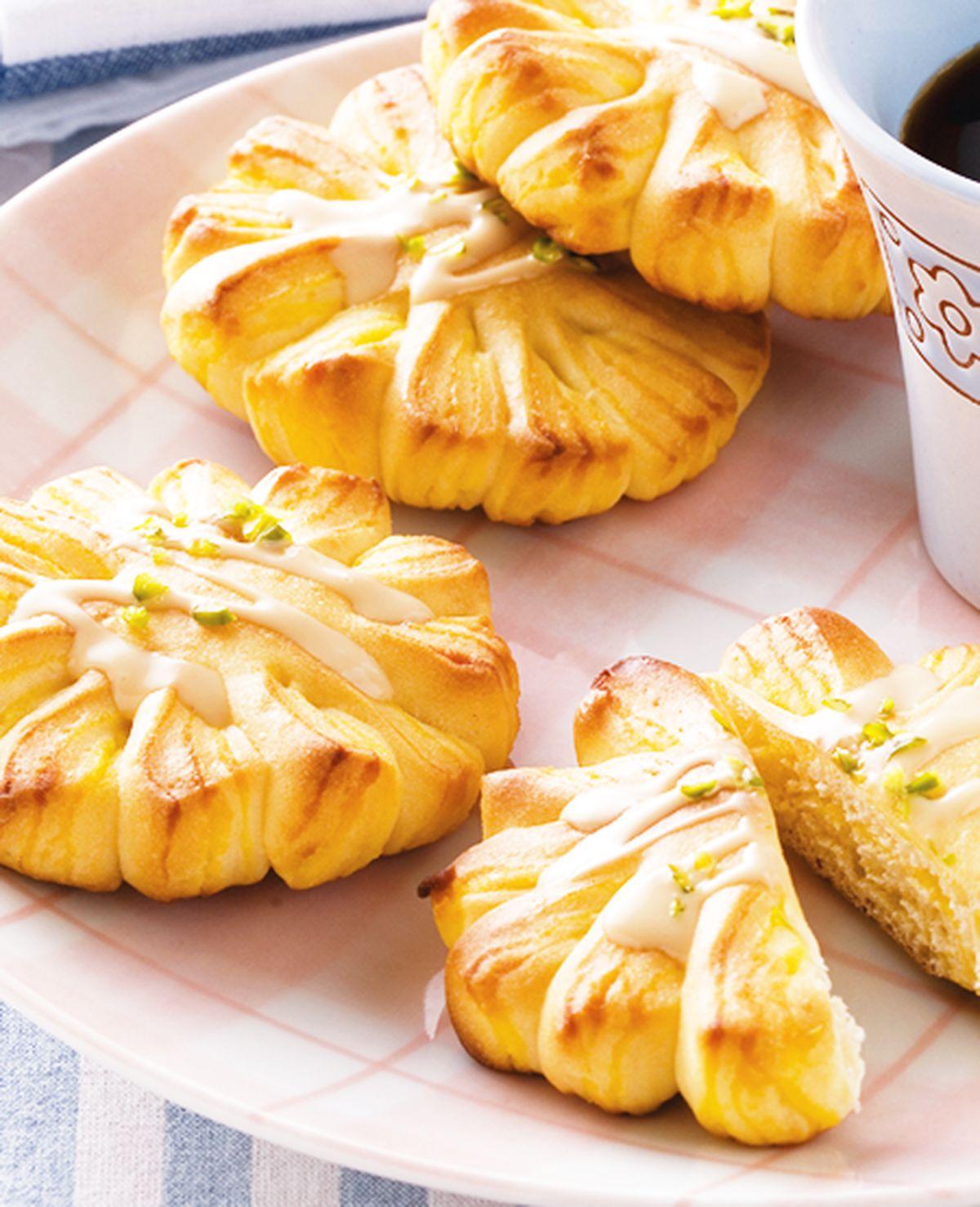 食譜:黃金南花堡