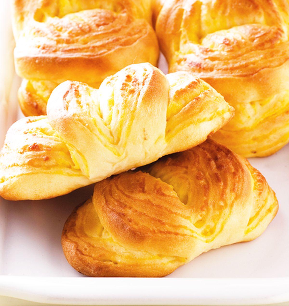 食譜:布丁麵包