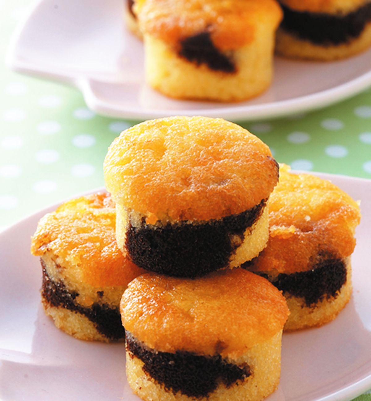 食譜:大理石貝尼蛋糕
