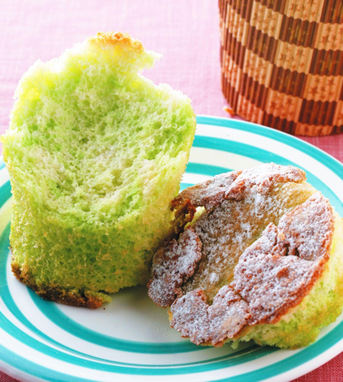 食譜:哈蜜瓜大理石蛋糕