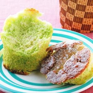 哈蜜瓜大理石蛋糕