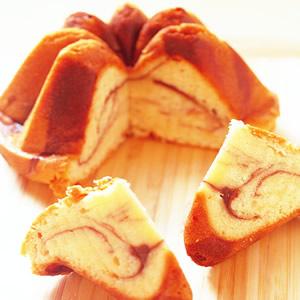 大理石蜂蜜蛋糕(1)