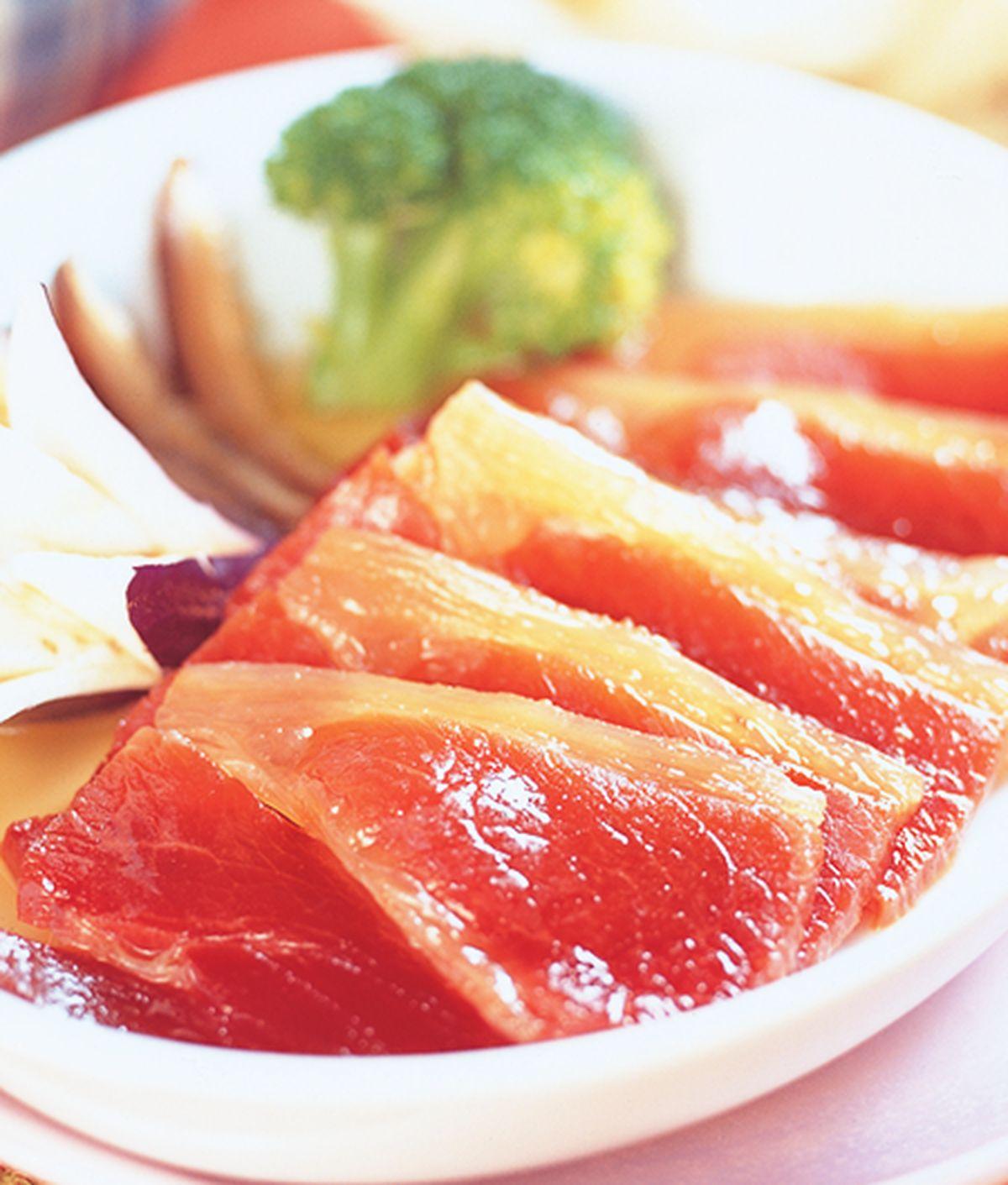 食譜:蜜汁火腿(3)