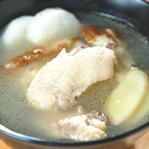 雞翅山藥湯