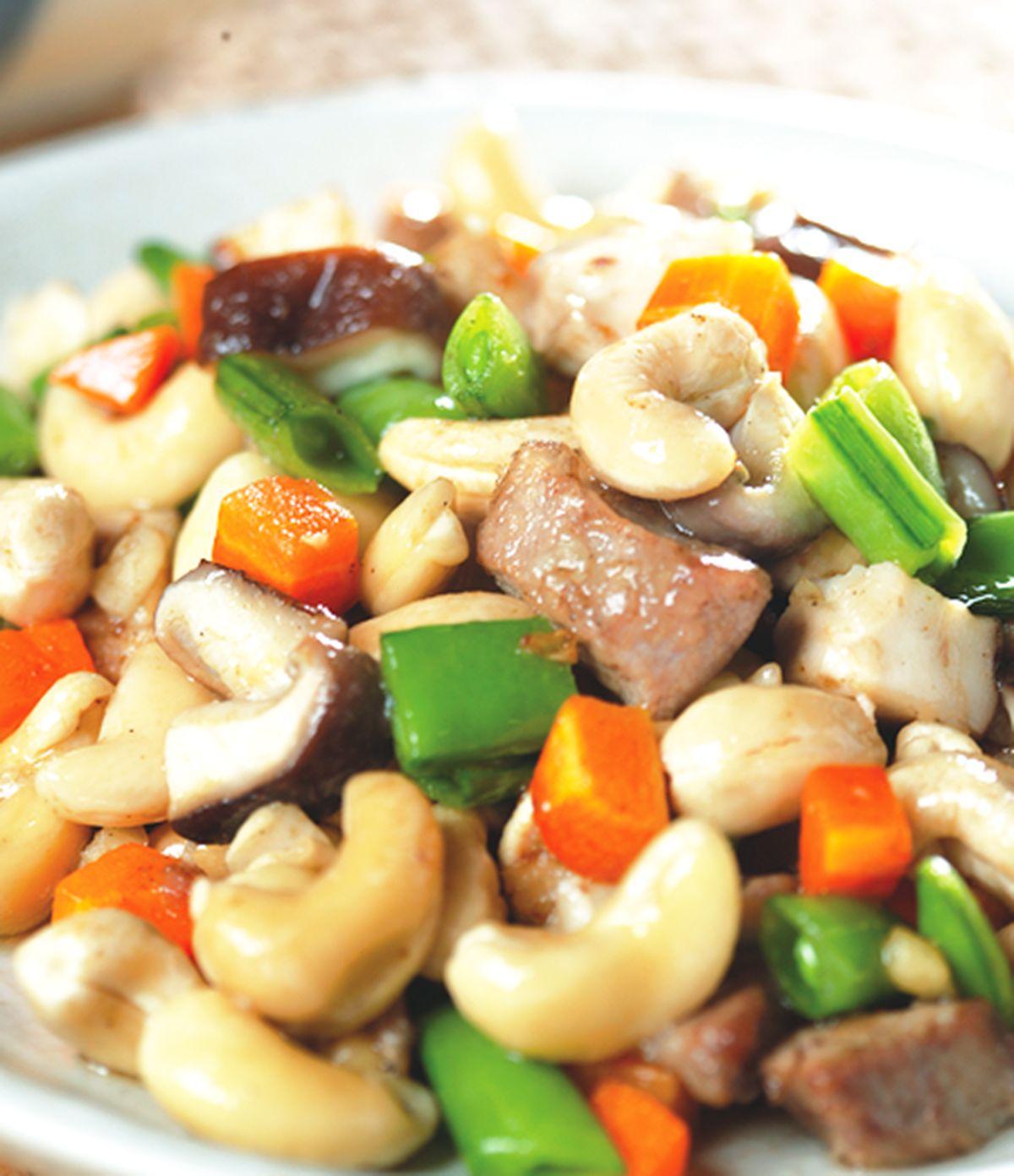 食譜:腰果雞丁(2)