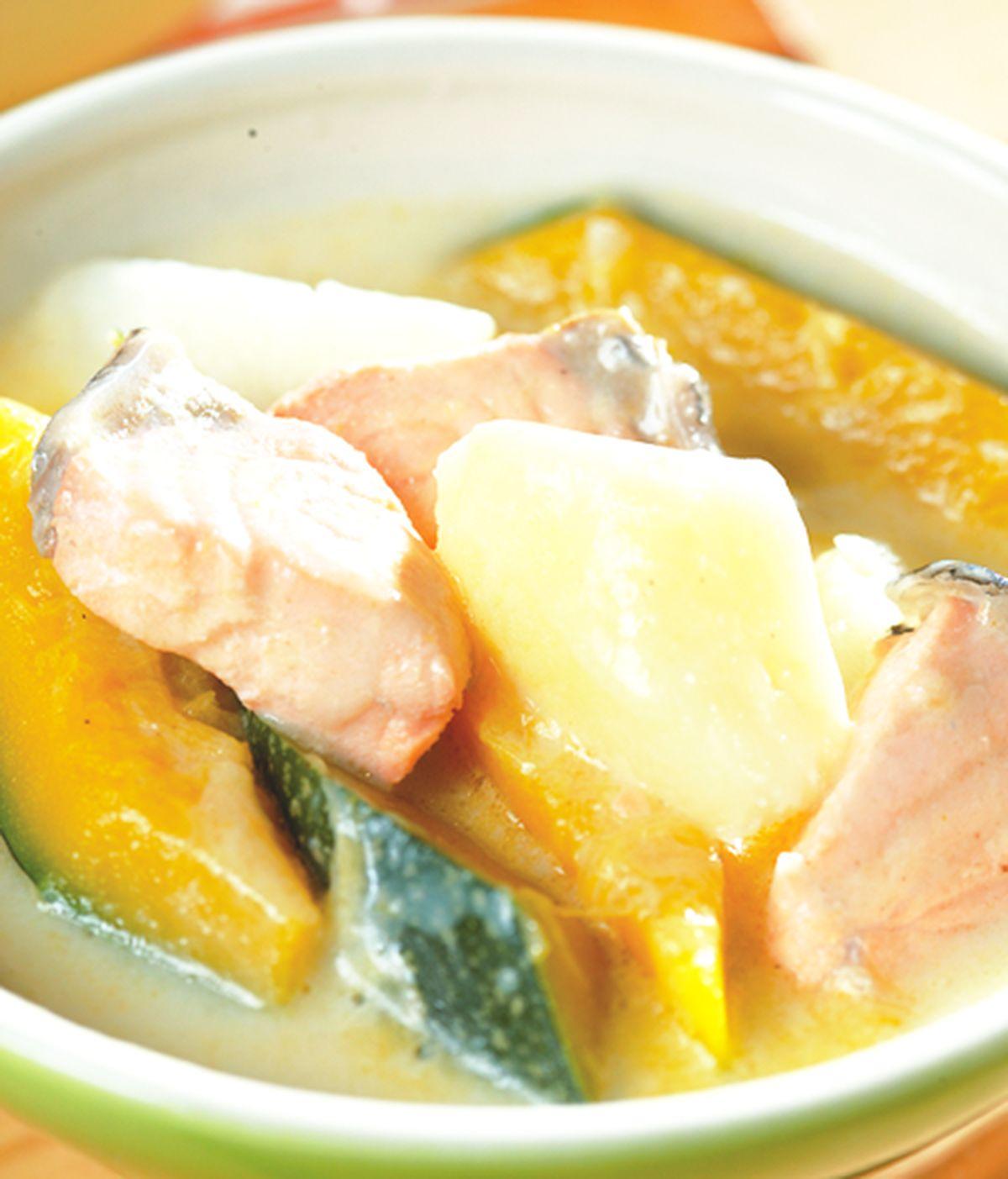 食譜:南瓜濃湯